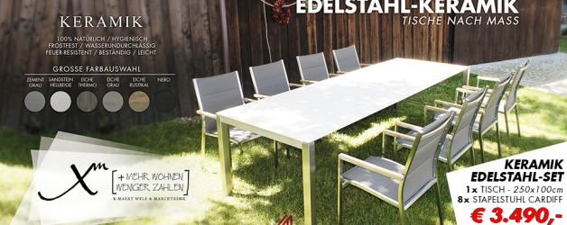 AKTION – Keramik Edelstahl