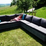 Sofa mit AL und ohne AL