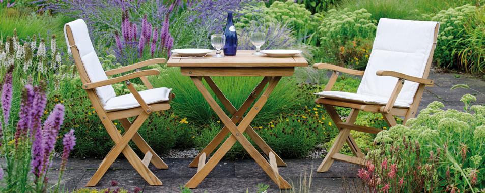 Gartenmobel Set Nizza : Teak Gartenmöbel  XMarkt – Einsiedler – Massivmöbel