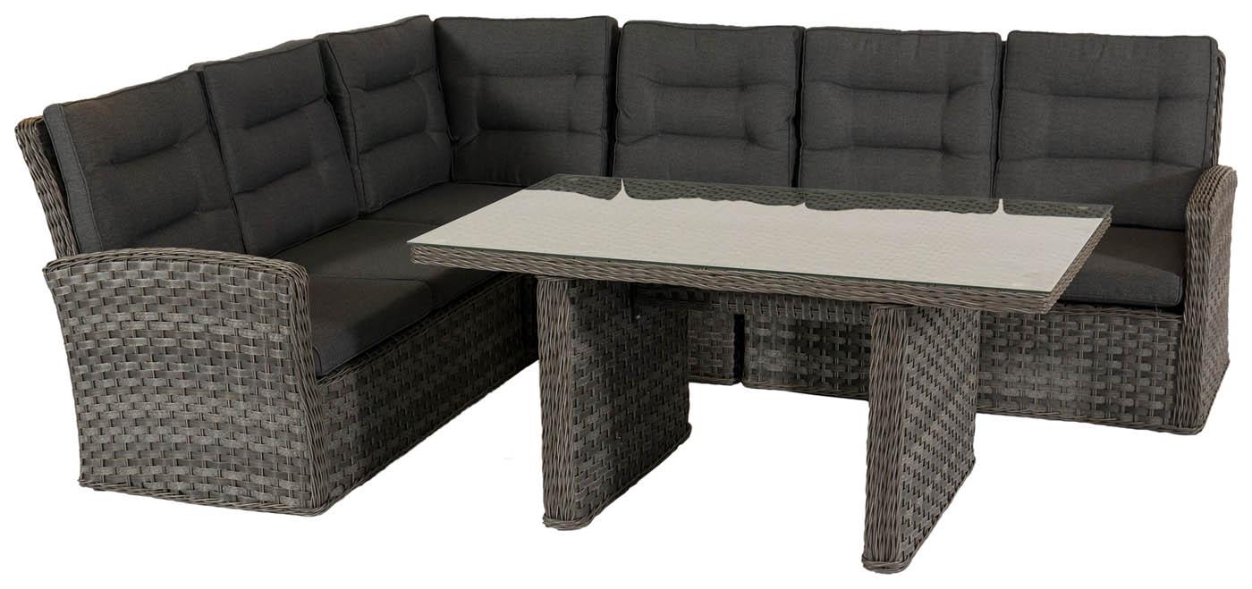 gartenmobel rattan wels interessante. Black Bedroom Furniture Sets. Home Design Ideas