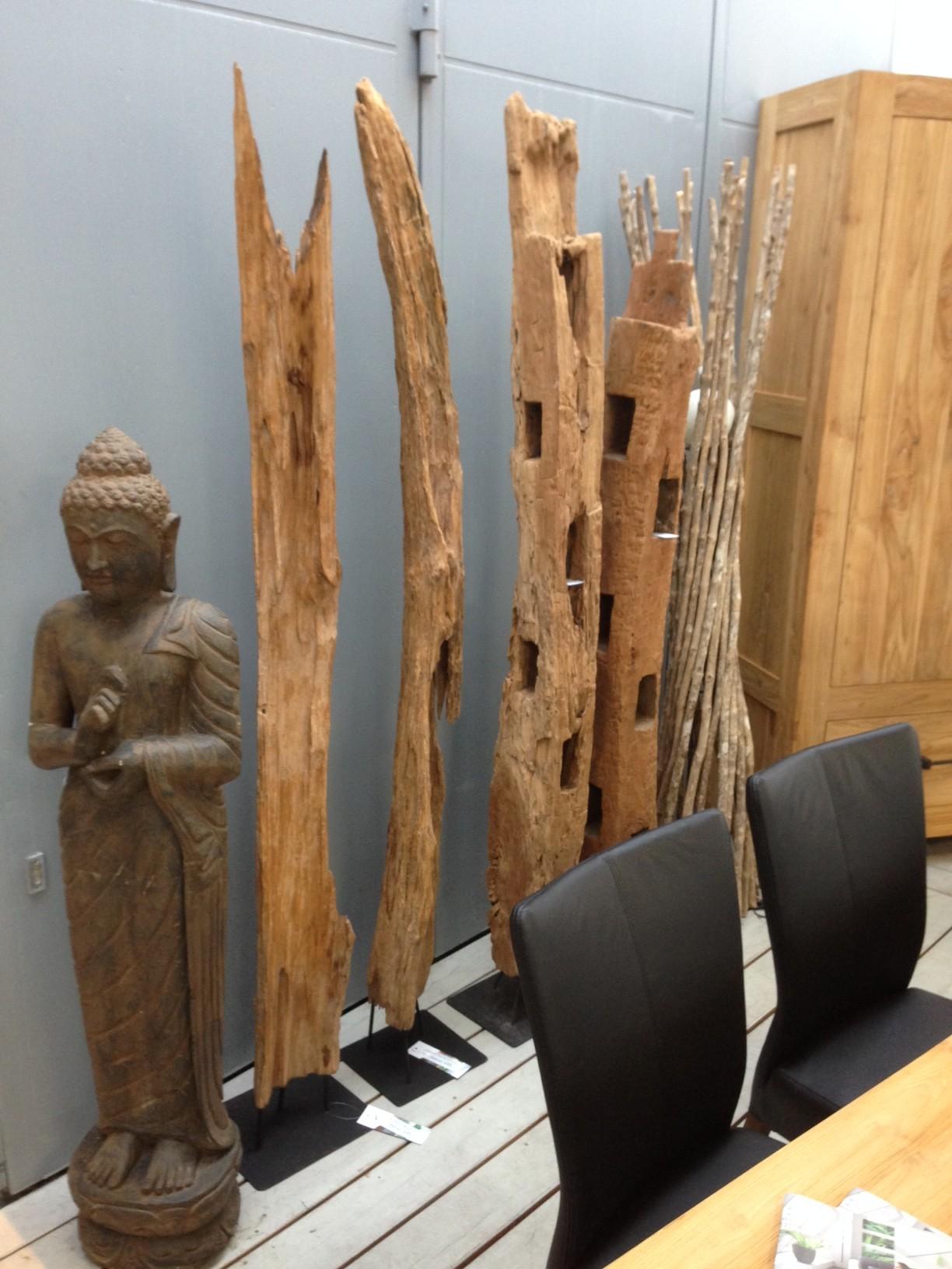 Neu Gerade Eingetroffen Teakbume Schsseln Holzskulpturen