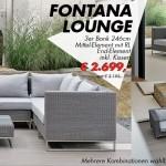 AKTION – Fontana Lounge – Stern
