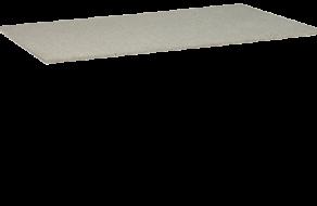 Granit, grau poliert