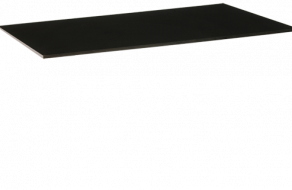 Granit, schwarz poliert