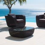 Savannah lounge chair Cane-Line
