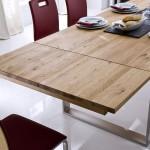 Dudinger Tisch Kufen Auszug