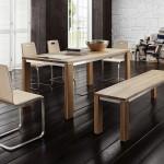 Dudinger Tisch Sessel Bank