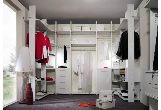 Neu – Begehbarer Kleiderschrank   X-Markt – Einsiedler ...