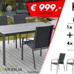 AKTION – Keramik Alu Set – Sit Mobilia