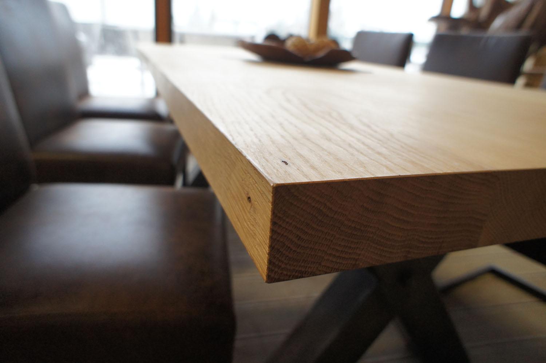 massiv tisch eiche simple eiche tisch massiv unique eichentisch massiv das beste aus wohndesign. Black Bedroom Furniture Sets. Home Design Ideas