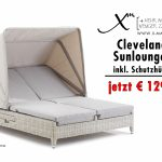 AKTION – Cleveland-Sunlounger-Lecce – Domus Ventures